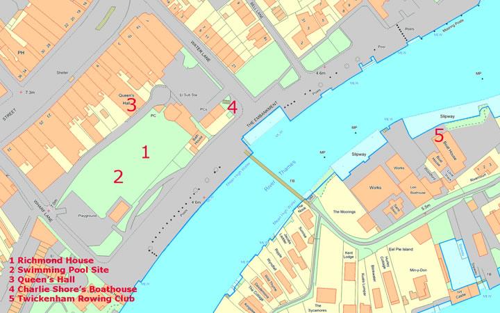 Memories Of Twickenham Riverside