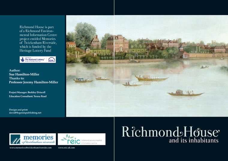 Richmond House Book